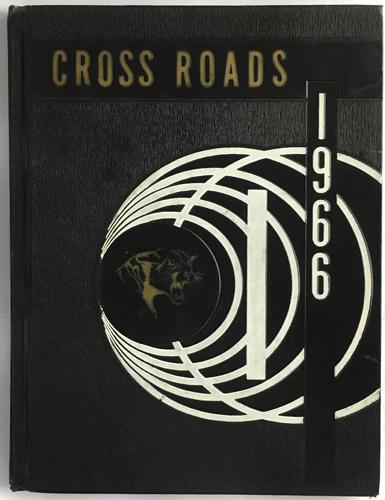 For sale: original 1966 Crossroads School                 Yearbook from Glennallen Alaska.