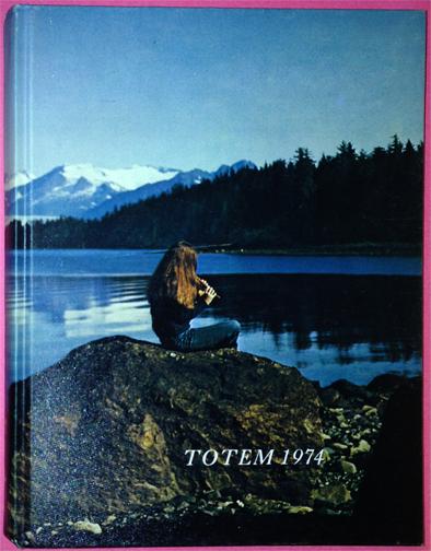 For sale: original JDHS yearbook from Juneau,               Alaska. Class of 1974.