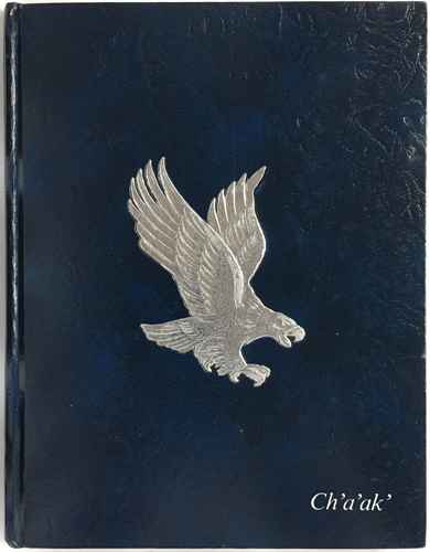 For sale: original Angoon high                                 school yearbook. Class of 1978.