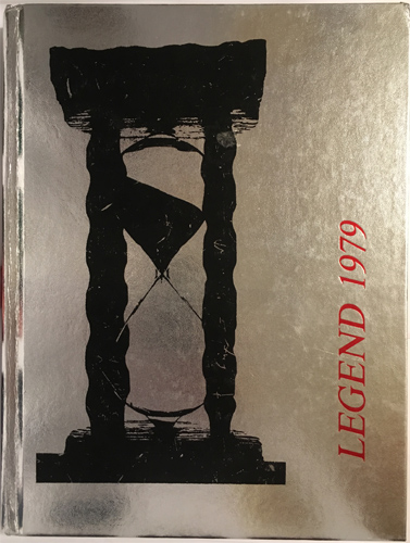 For sale: 1979 East High School yearbook,                   Anchorage, Alaska.