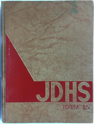For sale: original JDHS yearbook from Juneau,               Alaska. Class of 1985.