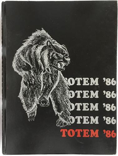 For sale: original JDHS yearbook from Juneau,               Alaska. Class of 1986.