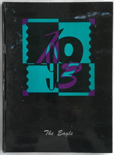 For sale: original 1993 Floyd Dryden middle                   School Yearbook.