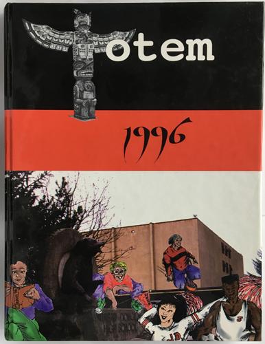 For sale: original JDHS yearbook from Juneau,               Alaska. Class of 1996.