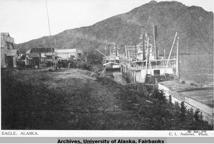 Eagle Alaska, UAF archives.