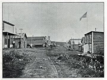 "Council City, Alaska. For sale: original view book               ""Souvenir of North Western Alaska"" by O.D.               Goetz."