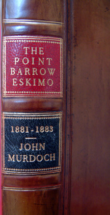 For sale:               Ethnological Results of the Point Barrow Expedition.