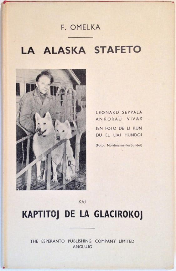 For sale: very rare               Leonard Seppala book in the Esperanto language.