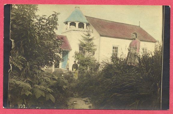For sale: Rare Vincent Soboleff postcard Alaska.