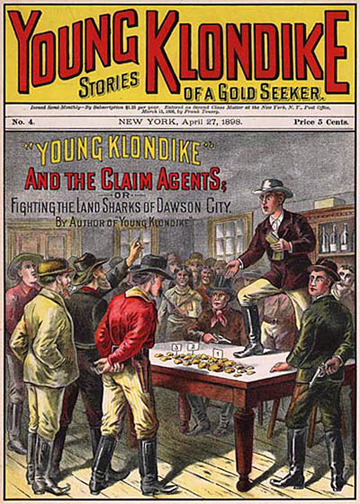 For Sale: Young Klondike: Stories of a Gold Seeker.