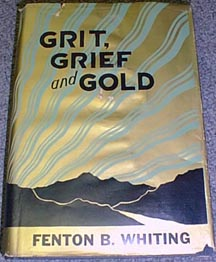For sale: Grit Grief & Gold