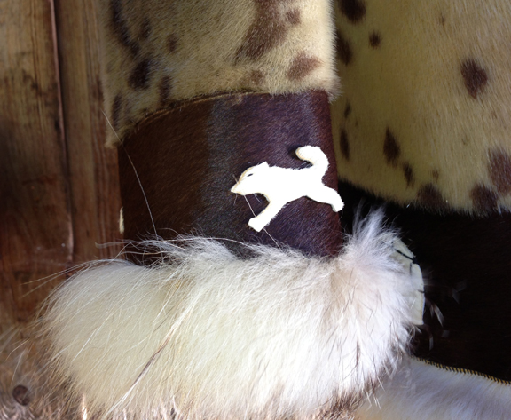 For sale: Eskimo               style vintage Alaska parka, pre-1972.